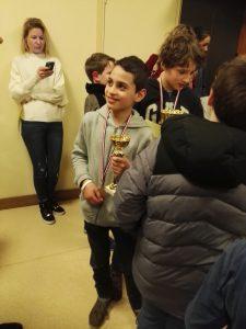 Tournoi Rapides Jeunes